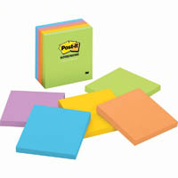 POST-IT 654-5UC ULTRA NOTES 76 X 76MM JAIPUR PACK 5