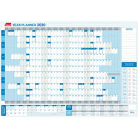 SASCO 2021 YEAR PLANNER 610 X 870MM